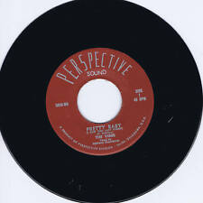 THE VIBES - (I SAW YOU LAST NIGHT) PRETTY BABY - MONSTER ROCKABILLY REPRO