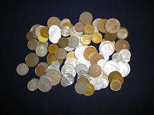 World coins bulk mix approx 1kg (150+ coins)