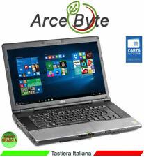 Notebook e computer portatili scheda grafica dedicata Anno di rilascio 2015