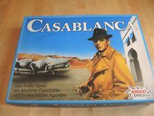 """BRETTSPIEL AMIGO """"CASABLANCA"""" 1990 SEHR GUTER ZUSTAND UNBEDINGT ANSCHAUEN TOP!!!"""