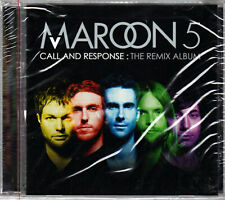 MAROON 5 on CALL AND RESPONSE The REMIX ALBUM a CD of PHARRELL WILLIAMS Rihanna!