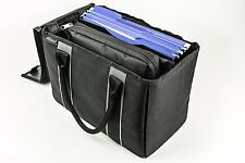Car File Organizer Extremely Durable Police Seat Office File Holder Tote Mobile