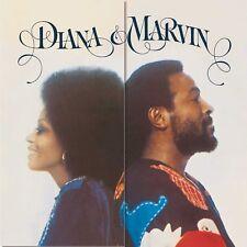 MARVIN & ROSS,DIANA GAYE - DIANA & MARVIN (BACK TO BLACK LP)   VINYL LP NEUF