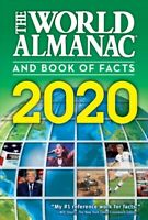 World Almanac and Book of Facts 2020, Hardcover by Janssen, Sarah (EDT); Liu,...