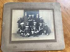Vintage Sea Scout Photograph Kingston On Thames 1920's?