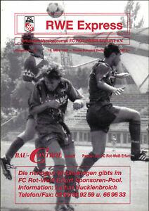 RL 1995/96 FC Rot-Weiß Erfurt - Tennis Borussia Berlin, 16.03.1996