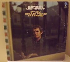Gordon Lightfoot - If You Could Read My MInd -1970 Reprise RS 6392 Vinyl Record