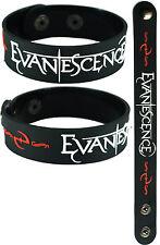 EVANESCENCE  NEW! Bracelet Wristband aa146 Black/Bring Me To Life