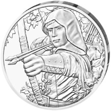 Robin Hood Silber 825 Jahre Münze Wien 1 OZ 2019 Silver Österreich Austria