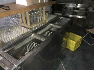 Kühltheke Kühltruhe Kühlbox Kühlschrank Kühlung Gastro Gastronomie Edelstahl
