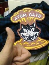 Fallout 4 Atom Cats - Back Patch and smaller Front Logo