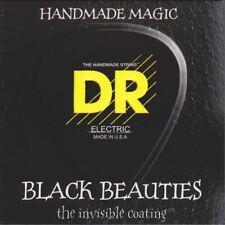 DR BKB5-45 Black Beauties 5-String Medium 45-125 Bass Guitar Strings