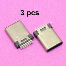 24pin USB 3.1 Type C USB-C Male Plug Connector SMT Type USB male port Plug