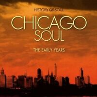 ETTA JAMES/TED TAYLOR/+ - CHICAGO SOUL (THE EARLY YEARS) 2 CD POP SOUL R&B NEW!