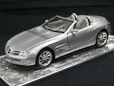 Mercedes-Benz Vision SLR Roadster 1:18 Silver Limited Edition (JS)