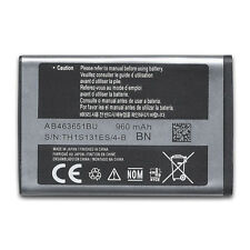 Batterie Origine   pour Samsung SGH-S5560 Player 5 d'occasion