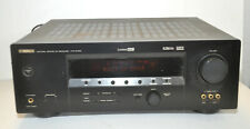 Yamaha HTR-5740 6.1 Channel Digital Home Theater Stereo Receiver No Remote