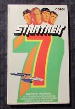 1973 STAR TREK #7 by James Blish FN+ 6.5 1st Corgi UK Paperback