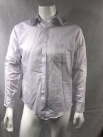 Van Heusen Classic Fit Dress Shirt Light Purple 151/2 34/35