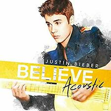 Believe Acoustic, Justin Bieber, Used; Good CD