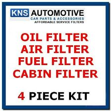 FORD FUSION 1.4 TDCI DIESEL 02-11 OLIO, CARBURANTE, ARIA & CABIN FILTER SERVICE KIT F22A
