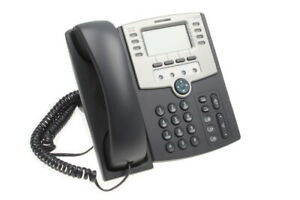 Cisco IP Phone SPA509G VoIP Systemtelefon // PoE // Telefon
