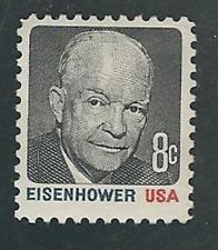Scott  #1394... 8 Cent....Eisenhower ... 50 Stamps
