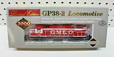 Gm&O Gulf Mobile & Ohio Ho Scale Gp38-2 #742 Life-Like - Proto 2000 #30782