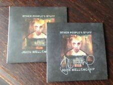 John Mellencamp Other People's Stuff Cd With Signed Digipak Autographed