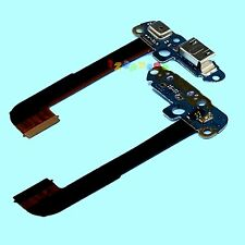 MIC + USB CHARGE CHARGER CHARGING FLEX CABLE FOR HTC ONE M7 801e 801s #B-178
