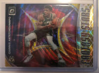 Giannis Antetokounmpo - 2019-20 Optic FANTASY STARS INSERT GOLD WAVE !