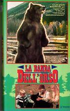 La Banda dell' Orso (1991)  VHS Videogram  Charles Napier Jefferson Richard Buck