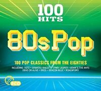 Various Artists - 100 Hits: 80s Pop / Various [New CD] Boxed Set, UK - Import