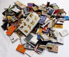 Lot de 150 BOITES d'allumettes anciennes tous pays collection