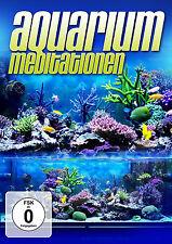 DVD Aquarium Meditation écouter, éteindre, Photos de l'humeur en Silence