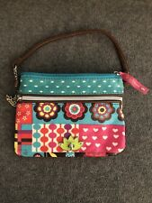 Lily Bloom Flower Mini Purse Youth Preteen Purse Hand Bag