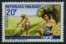 Malagasy 1967 SG#126 Int. Rice Year MNH #D58854