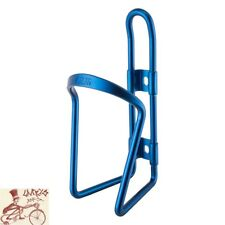 DELTA ALLOY 6mm ANODIZED BLUE BICYCLE WATER BOTTLE CAGE
