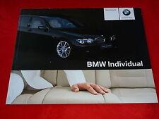 BMW 7er E65 Individual Prospekt von 2004