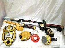 Power Rangers SAMURAI Morpher, Blade, Spinning Sword, 2 Discs w/ Holder Blackbox