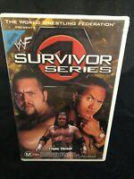 WWF WWE SURVIVOR SERIES 1999 VHS