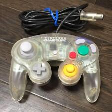 Nintendo GameCube Enjoy Plus Pack Limited Clear Controller GC Wii Switch Game
