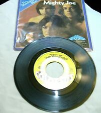 THE SHOCKING BLUE MIGHTY JOE / I AM WOMAN PS & 45 RPM RECORD