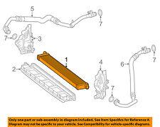 MERCEDES OEM 15-17 C63 AMG S-Engine Oil Cooler 0995000001
