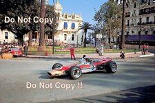 Graham Hill Gold Leaf Team Lotus 49B WINNER MONACO GRAND PRIX 1968 fotografia 8