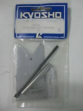 VINTAGE KYOSHO FD15 CHASSIS SET PLACA RADIO FORD/PEUGEOT