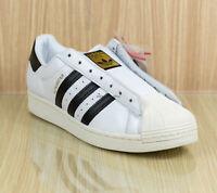 Adidas Superstar Laceless Running Shoes Training White FV3017 Men's size 10