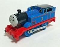 Thomas The Train #1 Motorized TrackMaster Battery 2009 Blue Engine Model R9488
