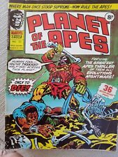 Marvel comics Planet Of The Apes - No 22 - Date 22/03/1975