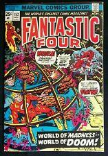 Fantastic Four #152 VF/NM 9.0  Medusa app. Nov. 1974
